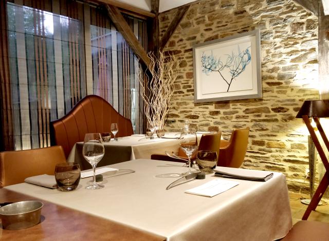 Restaurante con estrella Michellin en Francia, Conques