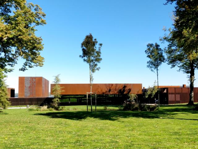 Museo arte contemporaneo en Rodez