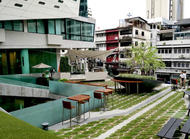 Donde dormir en Bangkok