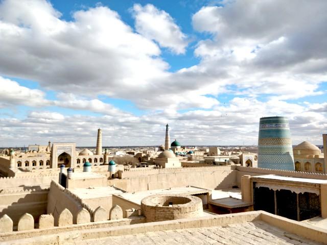Viaje a Uzbekistan, que ver en Uzbekistan.