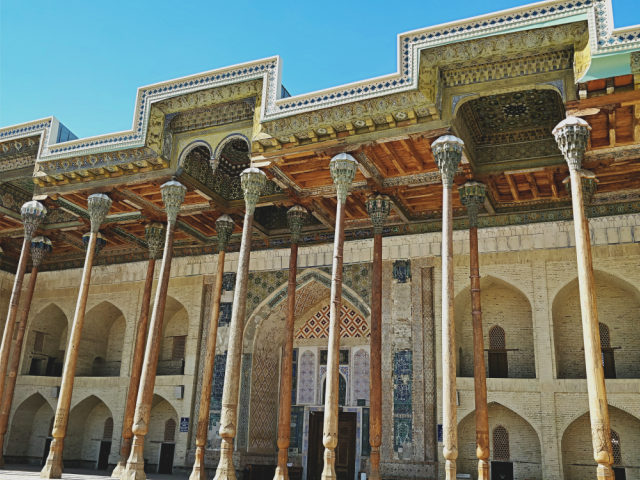 Que ver en Bukhara, Uzbekistán