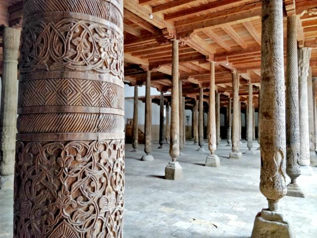 Que ver en Uzbekistan, lo mejor de Khvia