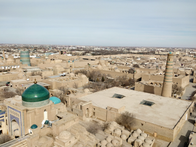 Lo mejor de Khiva, Uzbekistan