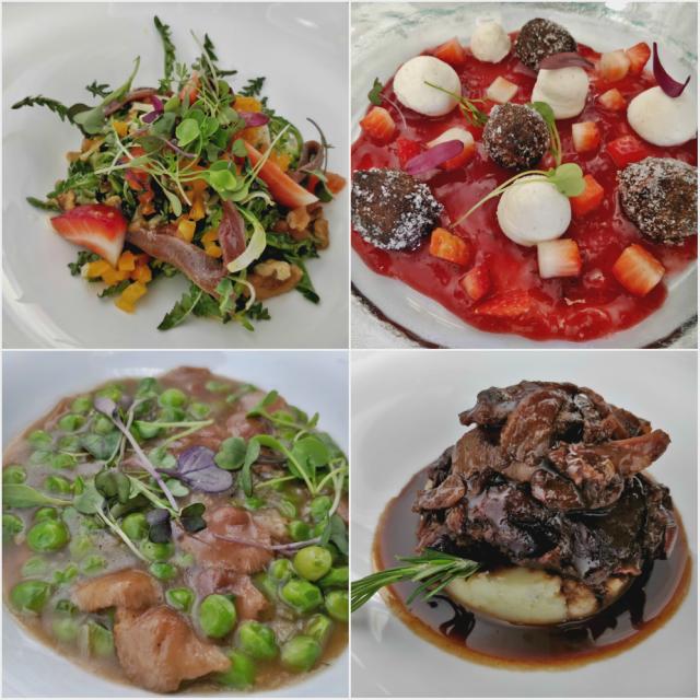 Restaurante del Hotel Coma