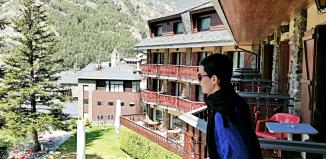 Hotel familiar en Andorra cerca de pistas de esquí.