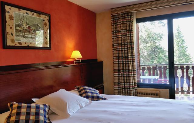Hotel cerca de las pistas de esquí en Andorra