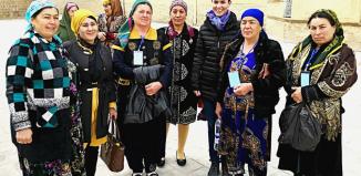 Es seguro viajar a Uzbekistán