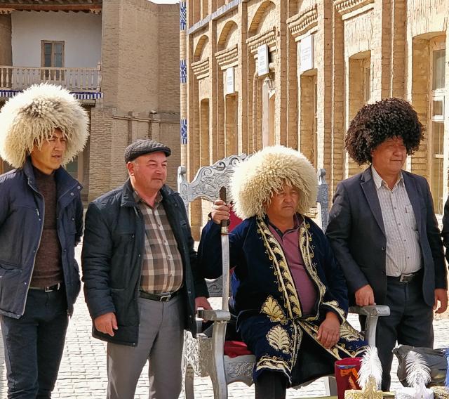 Mejor ruta en Uzbekistan que ver en Uzbekistán