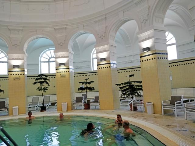 que balneario visitar en Budapest