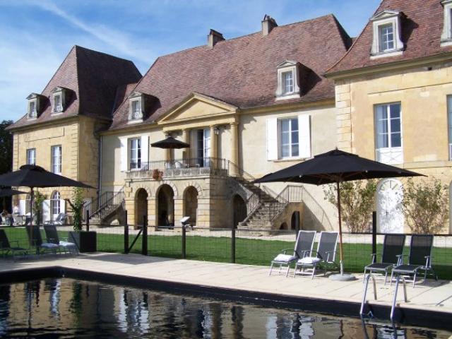 mejor hotel del Périgord