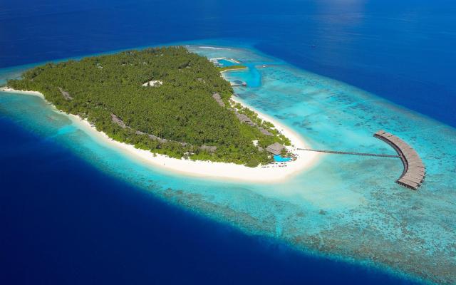 hotel asequible en maldivas