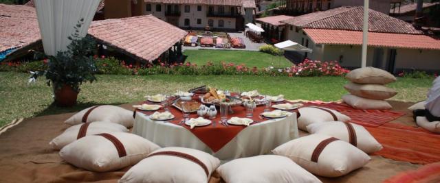 mejor hotel del valle sagrado de los incas