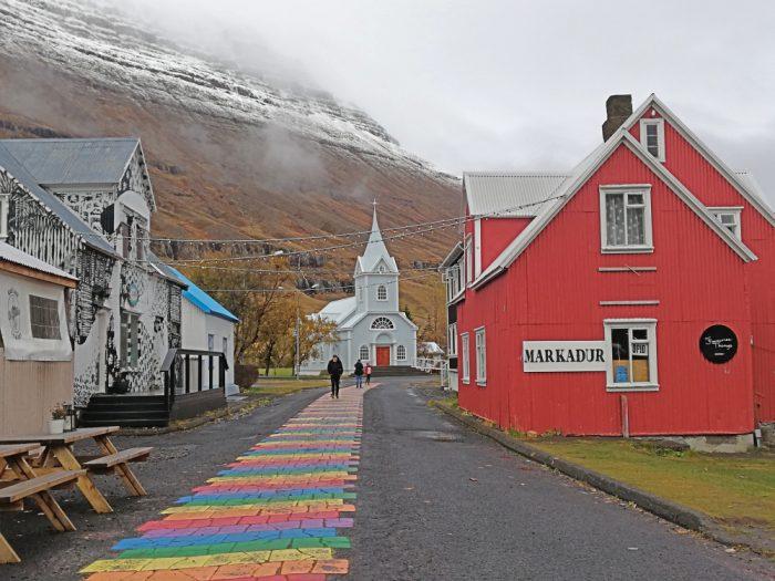 Pueblos bonitos en Islandia