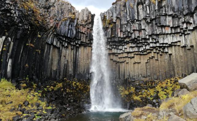 que ver en el parque nacional de Skaftafell