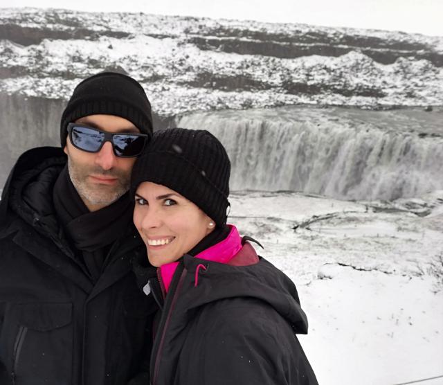 viaje por el norte de Islandia