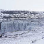 Dettifoss, en el norte de Islandia