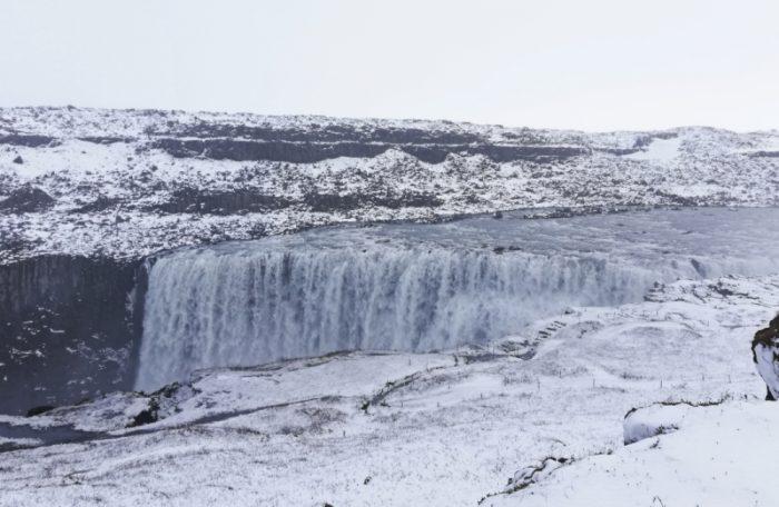 que ve en Islandai