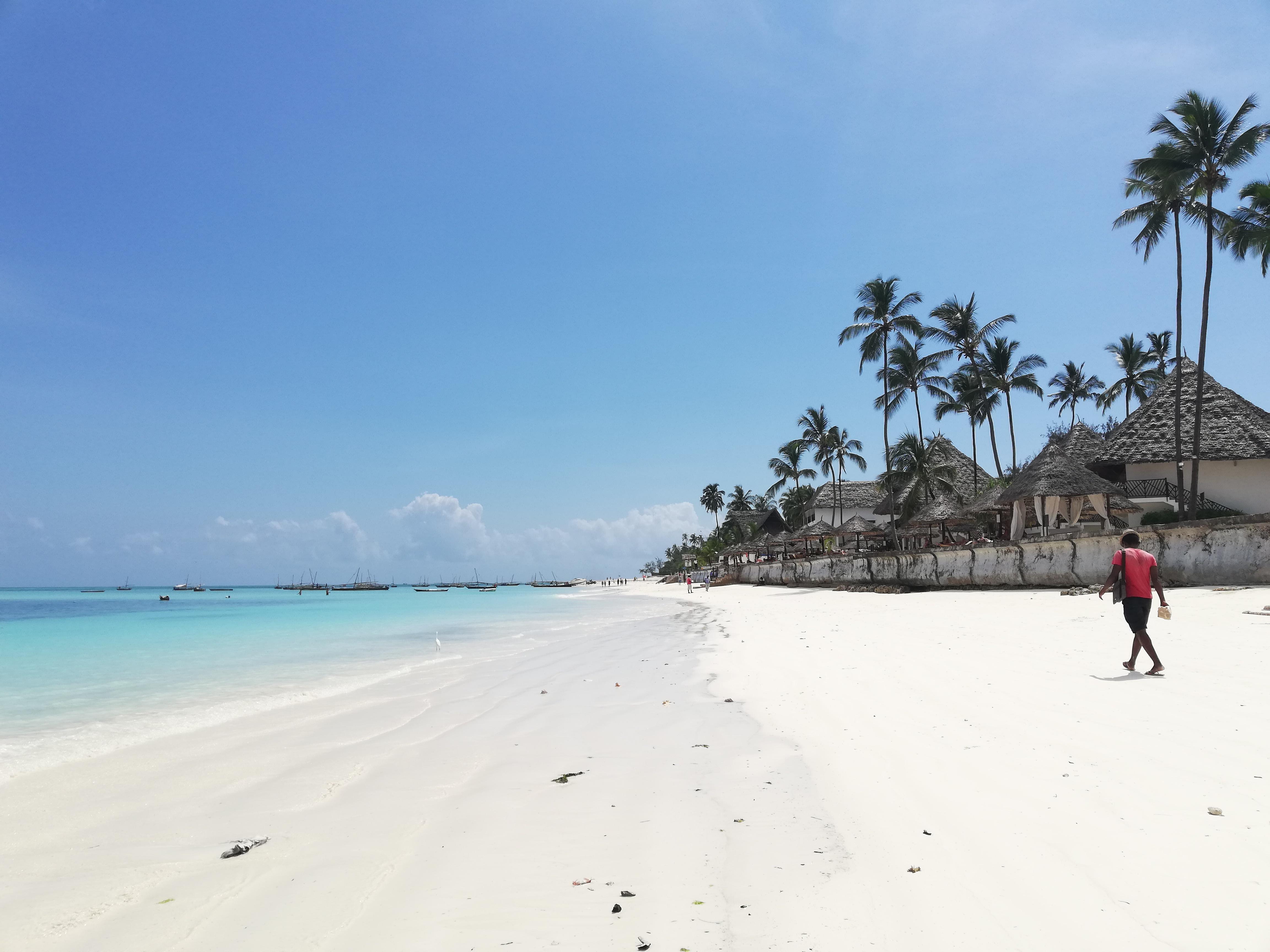 mejores playas de Zanzibar