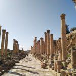 Jerash, imprescindible en Jordania