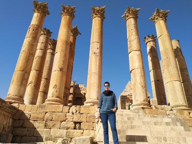 que ver en Jerash, lo mejor de Jordania
