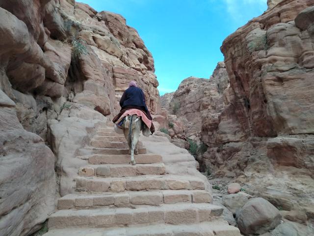 que ver en Petra, El monasterio
