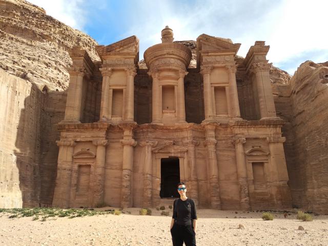 Maravillas del mundo: Petra