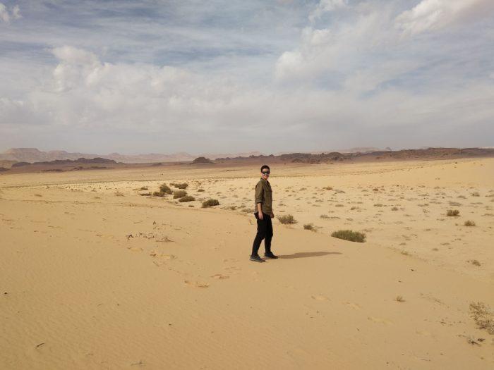 Lo mejor del desierto del Wadi Rum