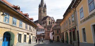 que ver en Sibiu, una de las ciudades más bonitas de Rumanía