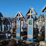 El cementerio alegre de Sapânta