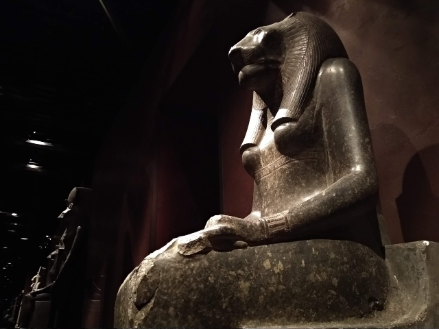Que ver en Turín, Museo egipcio de turín