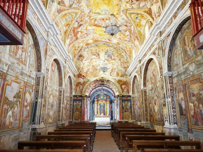 Ermitas mas bonitas de España