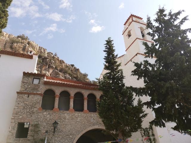Albergue ermita la pietat de Ulldecona