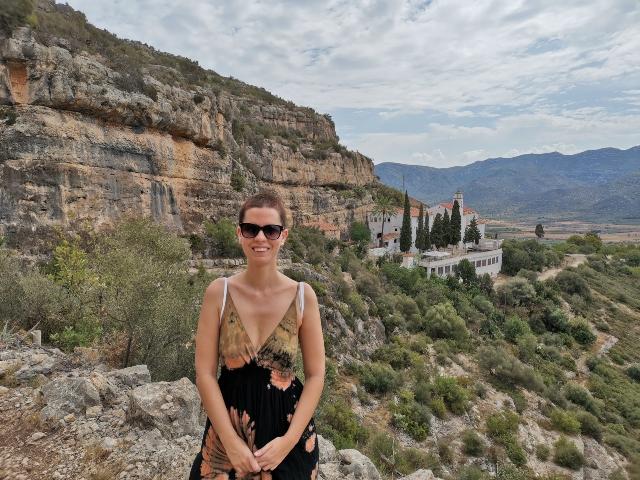albergue en cataluña, ermita la pietat