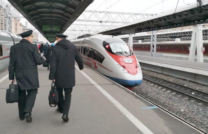 Viajar en tren en Rusia