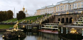 Entradas a Peterhof