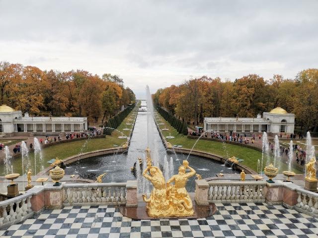 Que ver en Peterhof