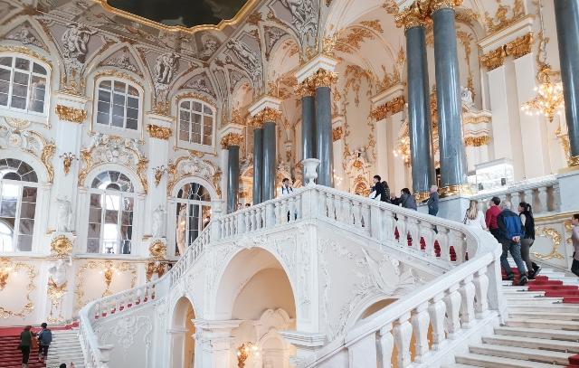 visitar el Hermitage