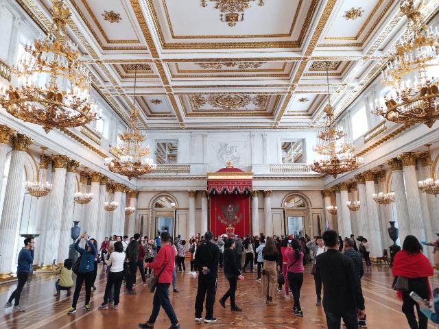 Hermitage, el mejor museo del mundo