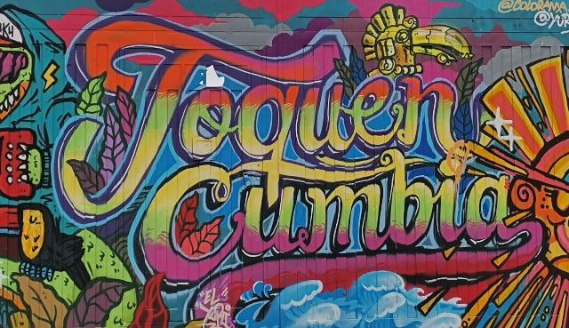 Arte urbano en Bogotá