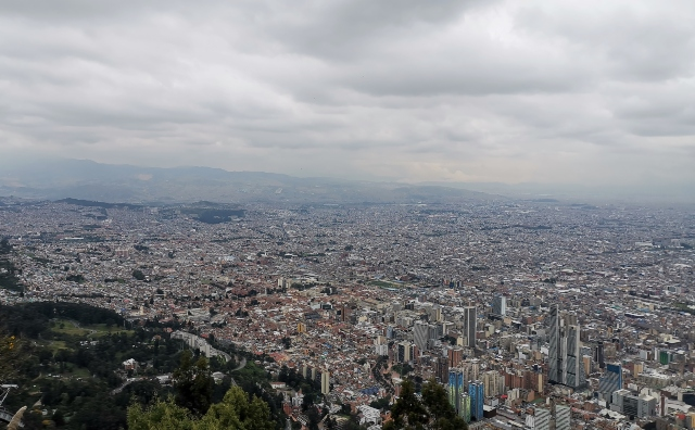 Subir al Cerro Montserrate