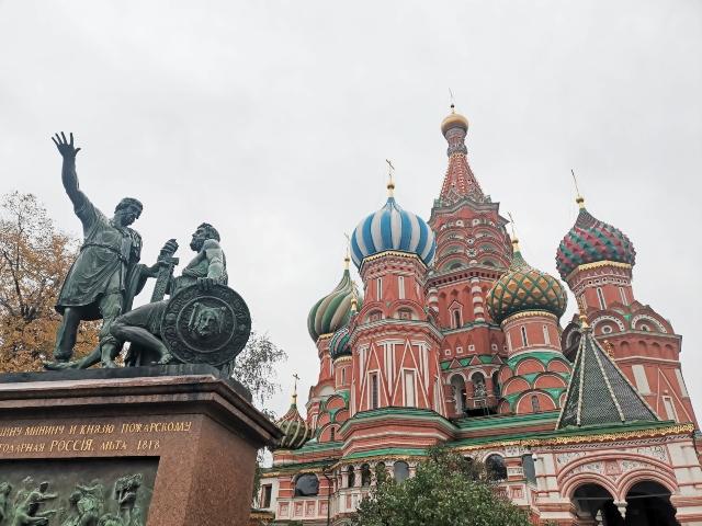 Que ver en Moscu, catedral de san basilio
