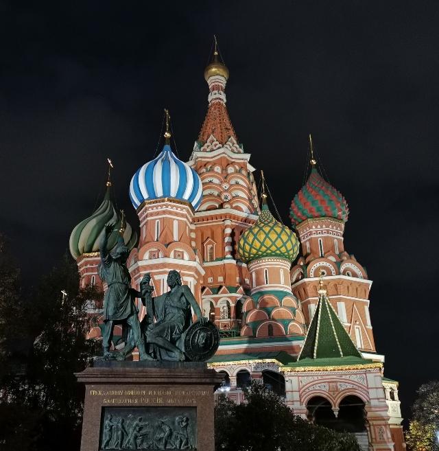 que ver en Moscú , la catedral de San Basilio