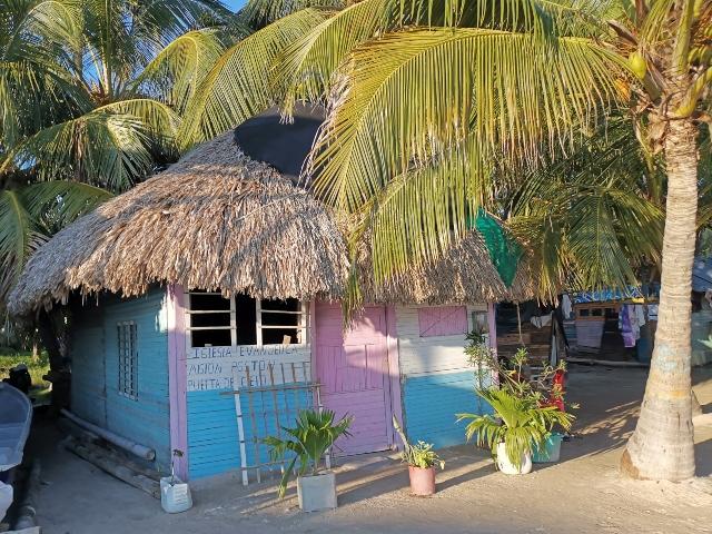 Isla Múcura en el caribe colombiano