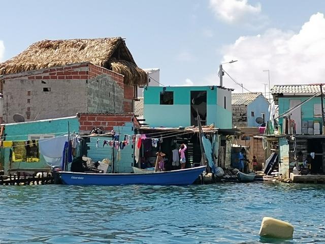 Santa Cruz del Islote, caribe en colombia