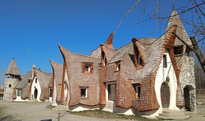 los mejores castillos de Rumania