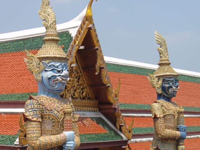 que ver en Bangkok en dos días