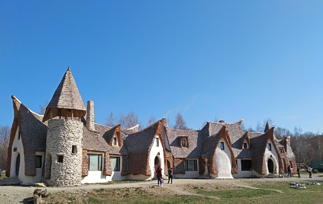 Que ver en Rumanía: Castelul de Lut