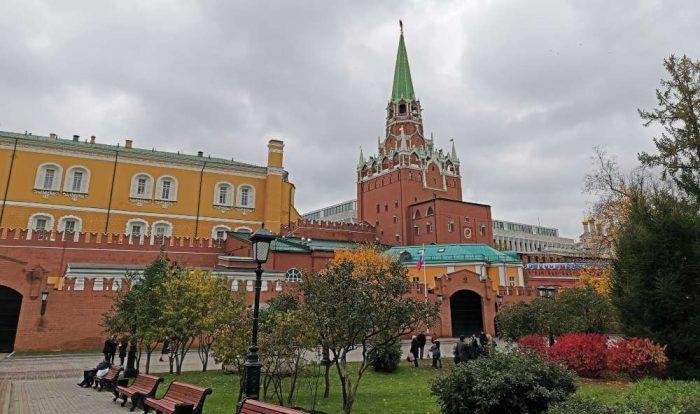 Comprar entradas para el Kremlin, Moscú