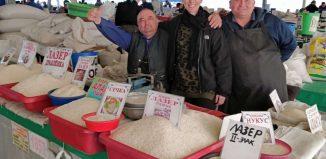 Imprescindibles en Uzbekistan