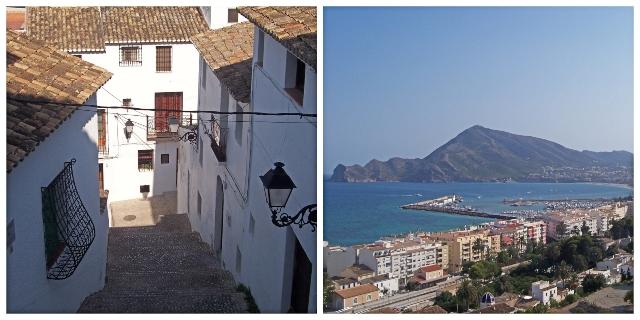 que ver en Altea lugares más bonitos de España